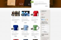 eCommerce Website for John Muir Clothing