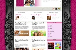 Chica Cafe Women's Safe Website